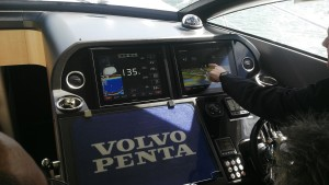 Volvo Glass Cockpit